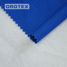 Flamestat 290 Cotton Polyester Fireproof Antistatic Chemical Resistant Fabric