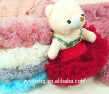 2017 wholesale pettiskirt puffy dress cute american girl doll clothes