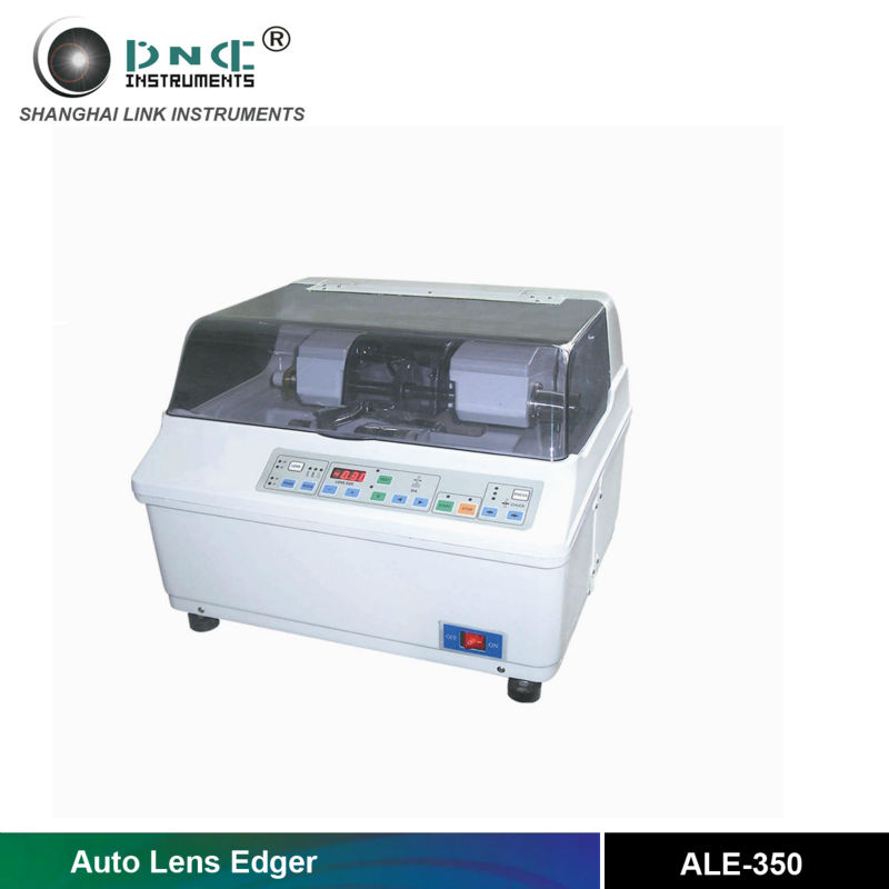 Optical instrument ALE-300 used auto lens edger