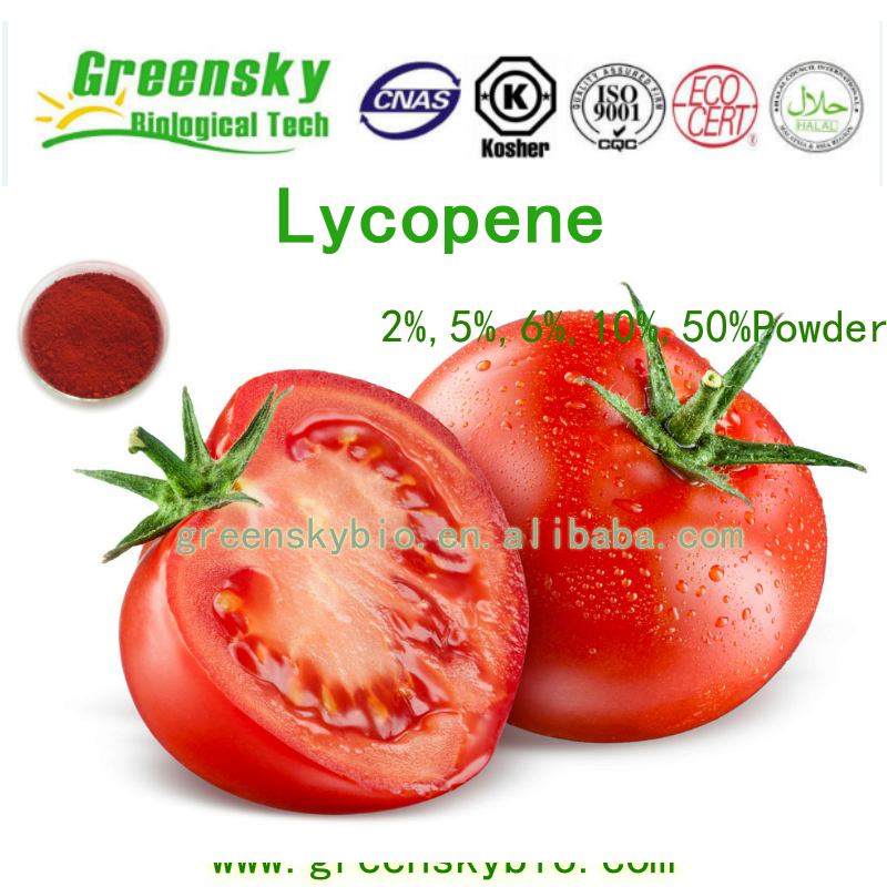 Best Quality Tomato Lycopene.Tomato Extract Lycopene.Natural Lycopene Powder stevioside stevia extract neotame powder