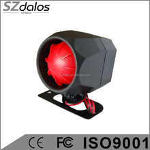 Low Power Amplifier Siren/Durable Loud speaker horn for police auto car with siren