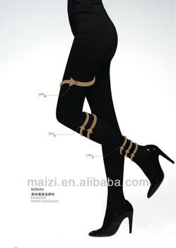 compression pantyhose for slimming with high quality