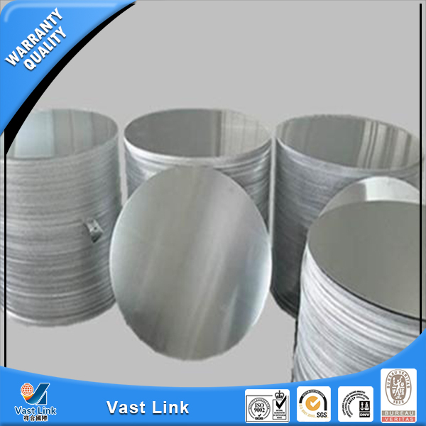 ISO certificated sheet metal circle with high quality
