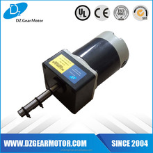 Cheap price high quality 12v dc carbon brush motor
