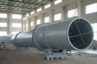 China Silica Sand Rotary Dryer / Silica Rotary Dryer