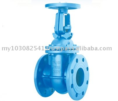 HIDING STEM GATE VALVE