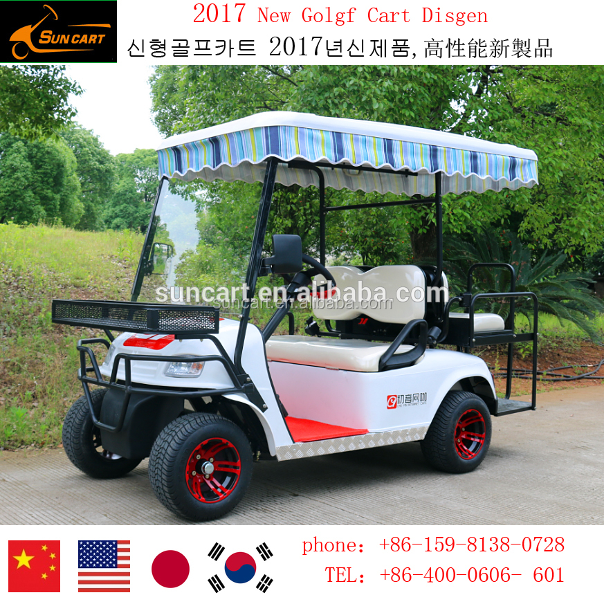 Electric golf carts, freight cars, sightseeing, farms, high performanceFour wheeled vehicle