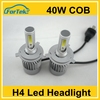 Car light bulbs H4 hi lo headlamp light high bright from china led headlamp manufacturers