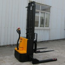 1.5ton 2ton 2 ton 3 m 4.5 m 5 m Warehouse Electric Powered Forklift Staddle Electric Pallet Jack Stacker