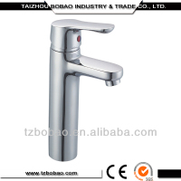 Luxury Deck Mounted Single Handle Gun Faucet