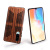 Natural Wood Leather Flexible TPU Silicone Hybrid Shockproof Case For Huawei P30,P30 Pro,P30 Lite