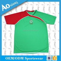 green and red fashion new style t-shirt for man