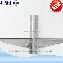 Metal Material and Triangle Bracket Structure wall bracket for outdoor air conditioner