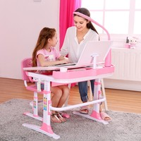 Kids folding study talbe and chair wooden study table designs
