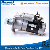 High Quality For Hino Truck E13C Starter 28100-2862, 28100-2862A,, 28100-2863,Diesel Engine Starter Motor E13C E13D 0365-602-001