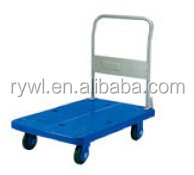 light foldable trolley material handling carts