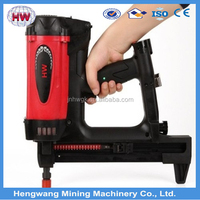 Easy to operate Nail Puncher price Pallet Coil Nail Gun on sale