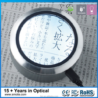 Smolia XC Hot selling magnifier with led light wholesale