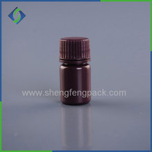 China Supplier 50ml Amber lab reagent bottle