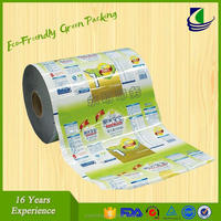 protective plastic packaging film pallet wrap handle PE stretch film
