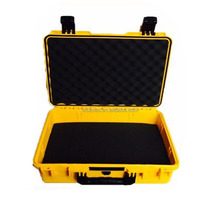 Tricases factory new design IP67 waterproof shockproof tough military dry box with foam