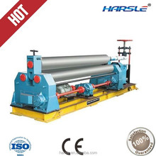 LOOK HERE! w11-60*3000 rolling machine with three rollers price