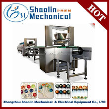 The Most Novel flat lollipop packing machine with best service