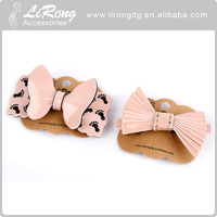 Factory sale Cute Butterfly Barrette Hair Clips Wholesale