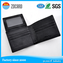 New style offset printing security protection rfid blocking card wallet with shield function