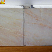 Low cost insulated eps mgo sandwich panel for exterior wall roof