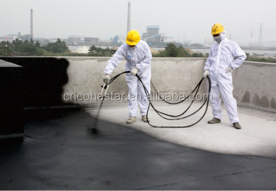 Waterproof Bituminous Roofing Coating with Strong Adhesion