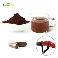 supply 100% natural organic lucid ganoderma extract powder