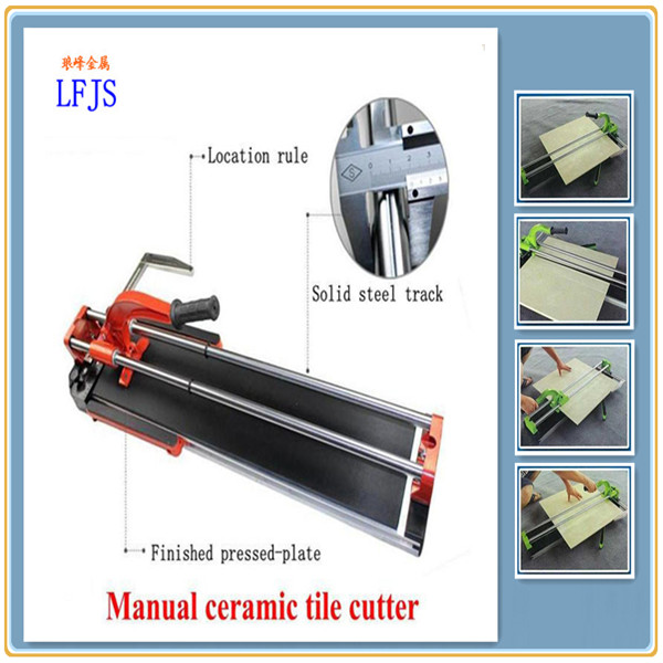 China manufacturer electric tile cutter Manual ceramic tile cutter