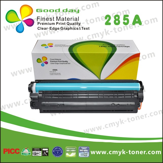 2016 Best Selling Product China Factory Wholesale Price New Compatible Laserjet Toner for HP 85a ce 285a ISO SGS Certificated