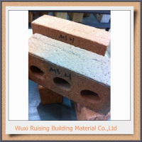 used red clay bricks brick wall tile made in China exterior and interior wall decoration