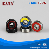 Hot sales Deep groove ball miniature bearing all sizes Z2,Z3,Z2V2 ABEC-1 ABEC-3 P0 P5 P6