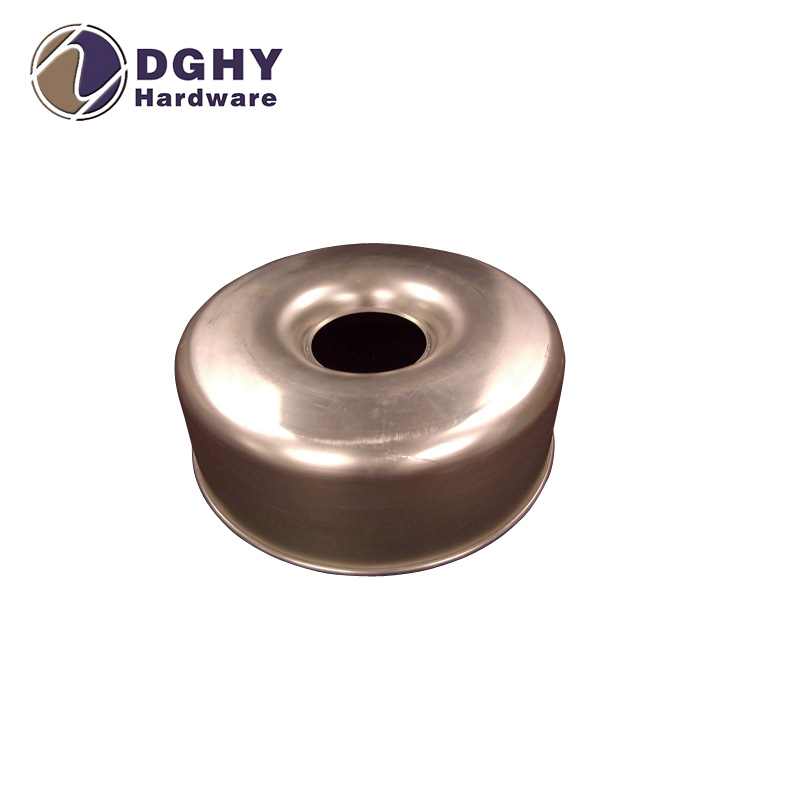 Factory Manufacture CNC Turning Machined Metal Spinning Products