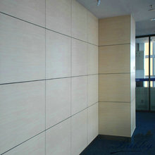 Professional cheap pvc wall board office wall panelling design with CE certificate