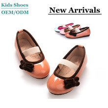 Guangzhou factory wholesale latest design belly shoes garden shoe for children