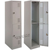 China supplier large sized KD steel lockers cabinets dormitory stash lockers