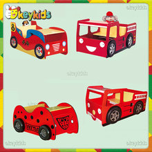 2016 wholesale wooden cars toddler bed, cheap wooden cars toddler bed, best wooden cars toddler bed W08A024