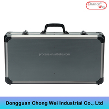 Double aluminum fireproof gun case