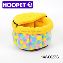 Top performance pet products cat dog round basket fabric bed kennel dog supplies