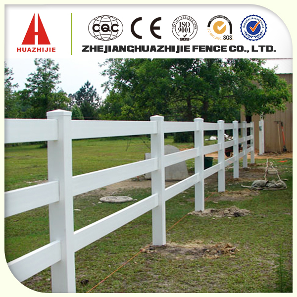 Outdoor low dog fence for farm