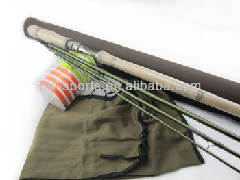 Mentalic SAGE color finish switch rod fly fishing rod