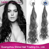 Guangzhou shine hair company looking for distributor