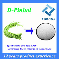 Low price Carob seed extract D-Pinitol 95% powder