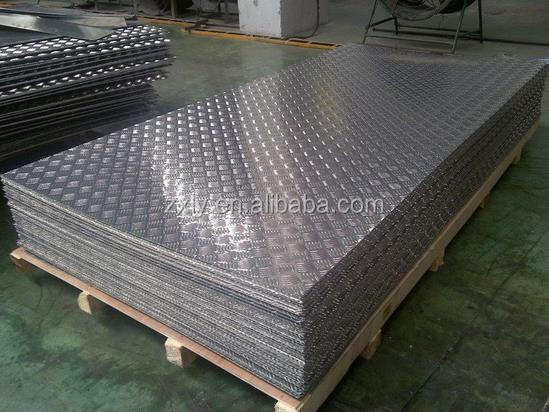 Aluminum checker plate specification