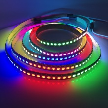Free sample DC5V 12V 24V 5050 LED strip <strong>RGB</strong> RGBW 30 60 <strong>RGB</strong> LED white LED 18W/m led strip