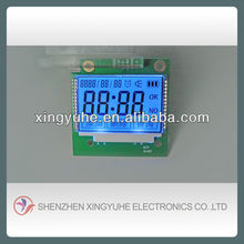 custom lcd panel for digital micro multimeter meter